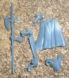HIGH ELF PHOENIX GUARD CLOAK,HALBERD AND TORSO KIT D